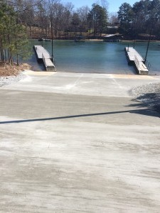 Boat Ramp After