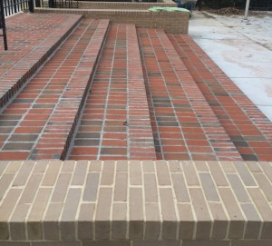 Brick Steps & Entrance 2