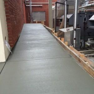 Sidewalk Ramp