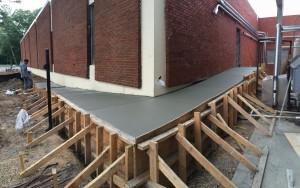 Sidewalk Ramp 2