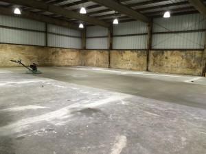 Warehouse Slab 3 Finish